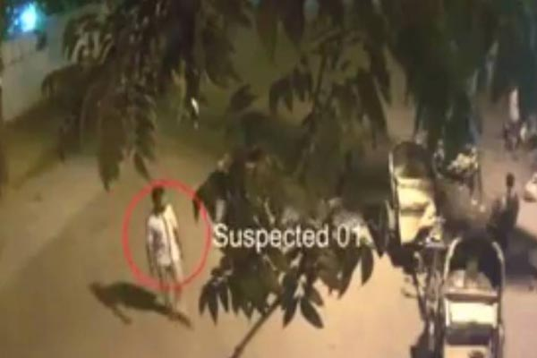 RAB releases video of Gulshan attack suspects