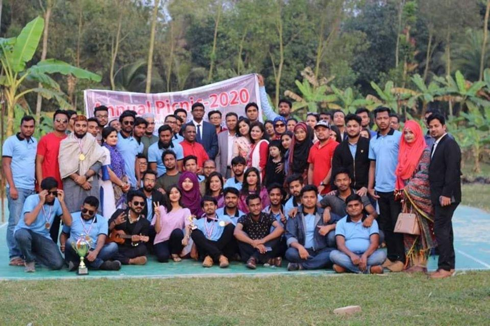 DIU Law Department Celebrates Annual Picnic