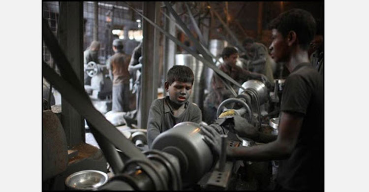 Child labor: Obscurity in the eye of law