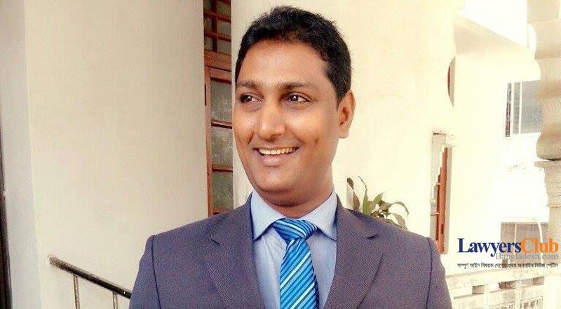 'একজন আইনজীবী এমপি হলে জনমুখী আইন প্রণয়নে ভুমিকা রাখতে পারে'