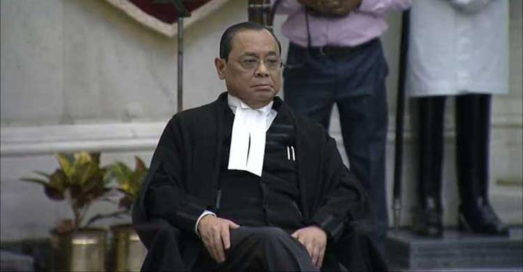 অবসরে ভারতের প্রধান বিচারপতি রঞ্জন গগৈ