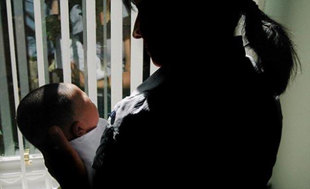 কারো সাহায্য ছাড়াই জেলখানায় নারী কয়েদির সন্তান প্রসব