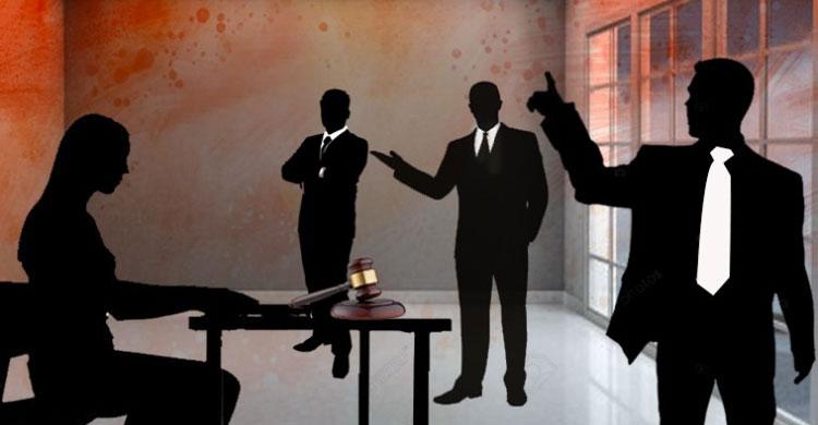 ভারতে আসামিকে জামিন না দেয়ায় বিচারপতিকে পেটানোর হুমকি আইনজীবীদের
