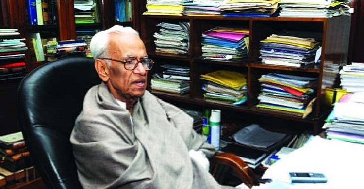 বাদ যোহর সুপ্রিম কোর্ট প্রাঙ্গণে ব্যারিস্টার রফিক-উল হকের জানাযা