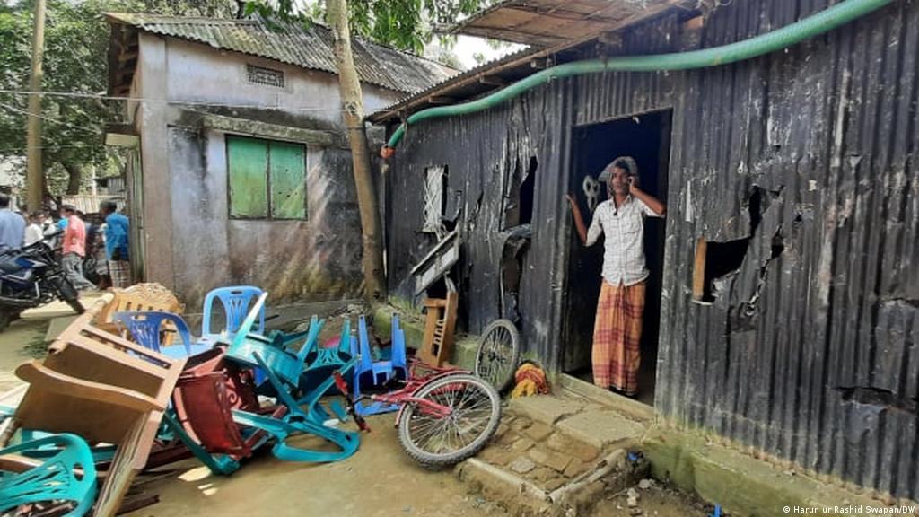 সংখ্যালঘুদের উপর হামলা : আরেক আসামী গ্রেপ্তার