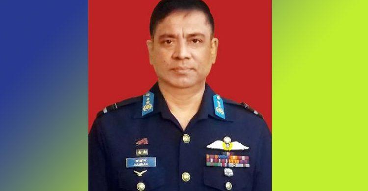 তিন বছরের জন্য বিমান বাহিনী প্রধানের দায়িত্ব নিলেন শেখ আব্দুল হান্নান